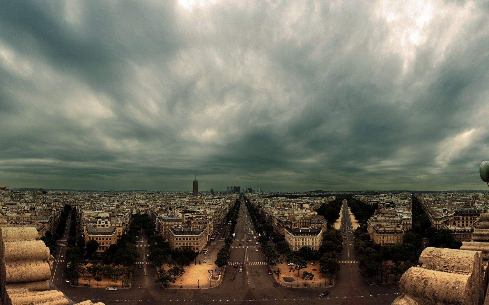 1500x500 Champs Elysees Paris France