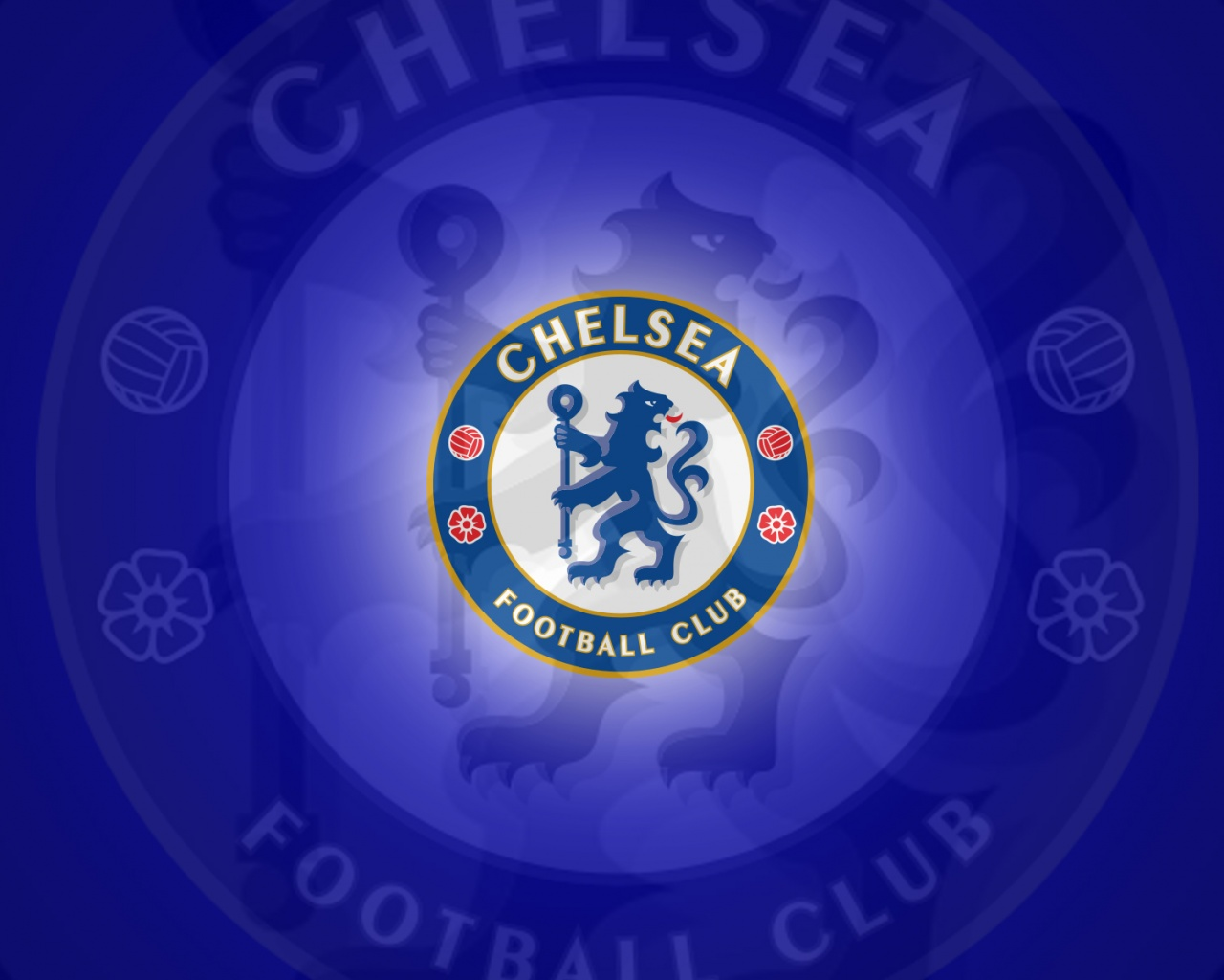 Chelsea Fc Logo Madrid Soccer Desktop PC And Mac