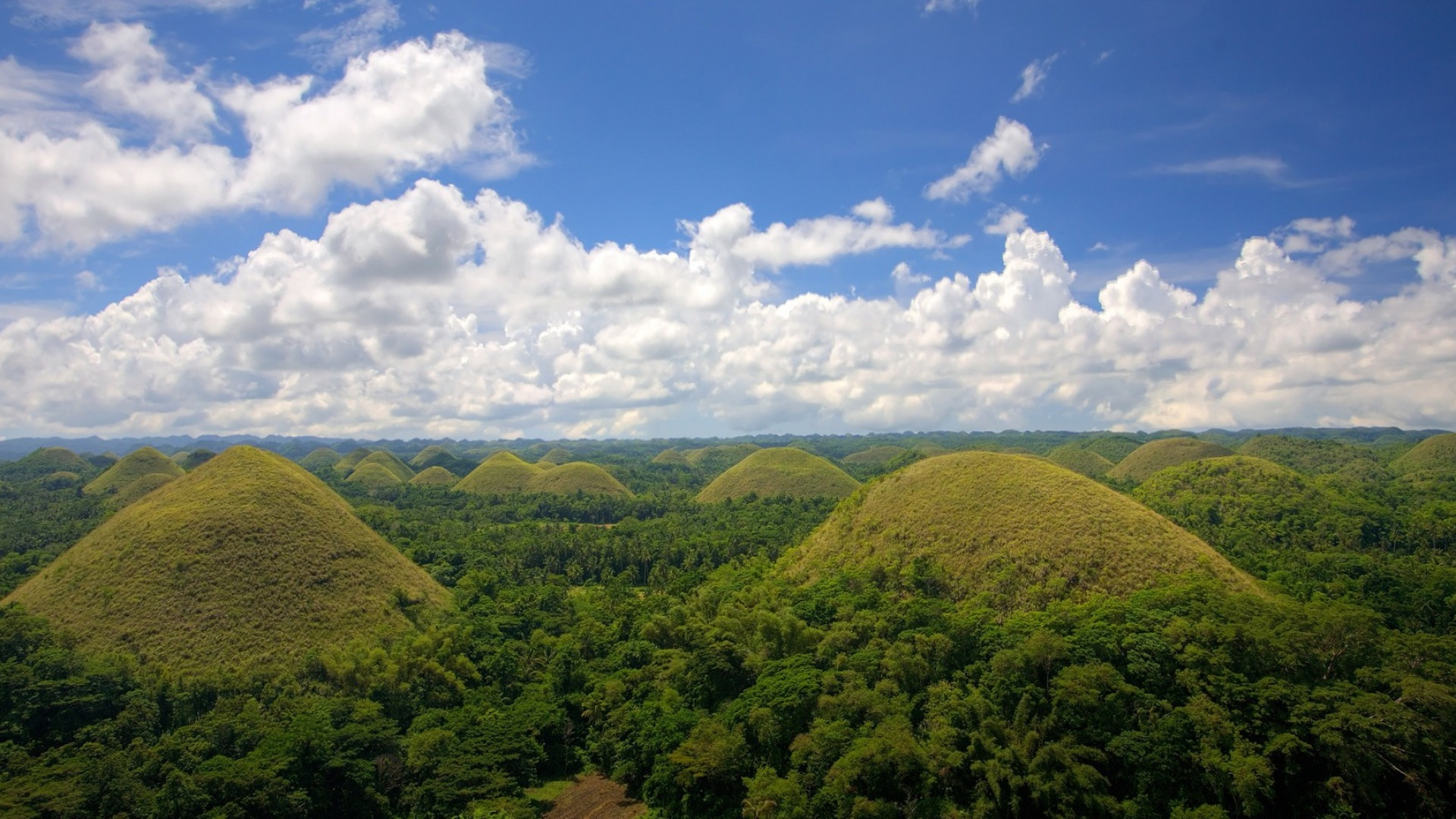 1920x1080 chocolate hills philippines desktop pc and mac for Wallpaper home philippines
