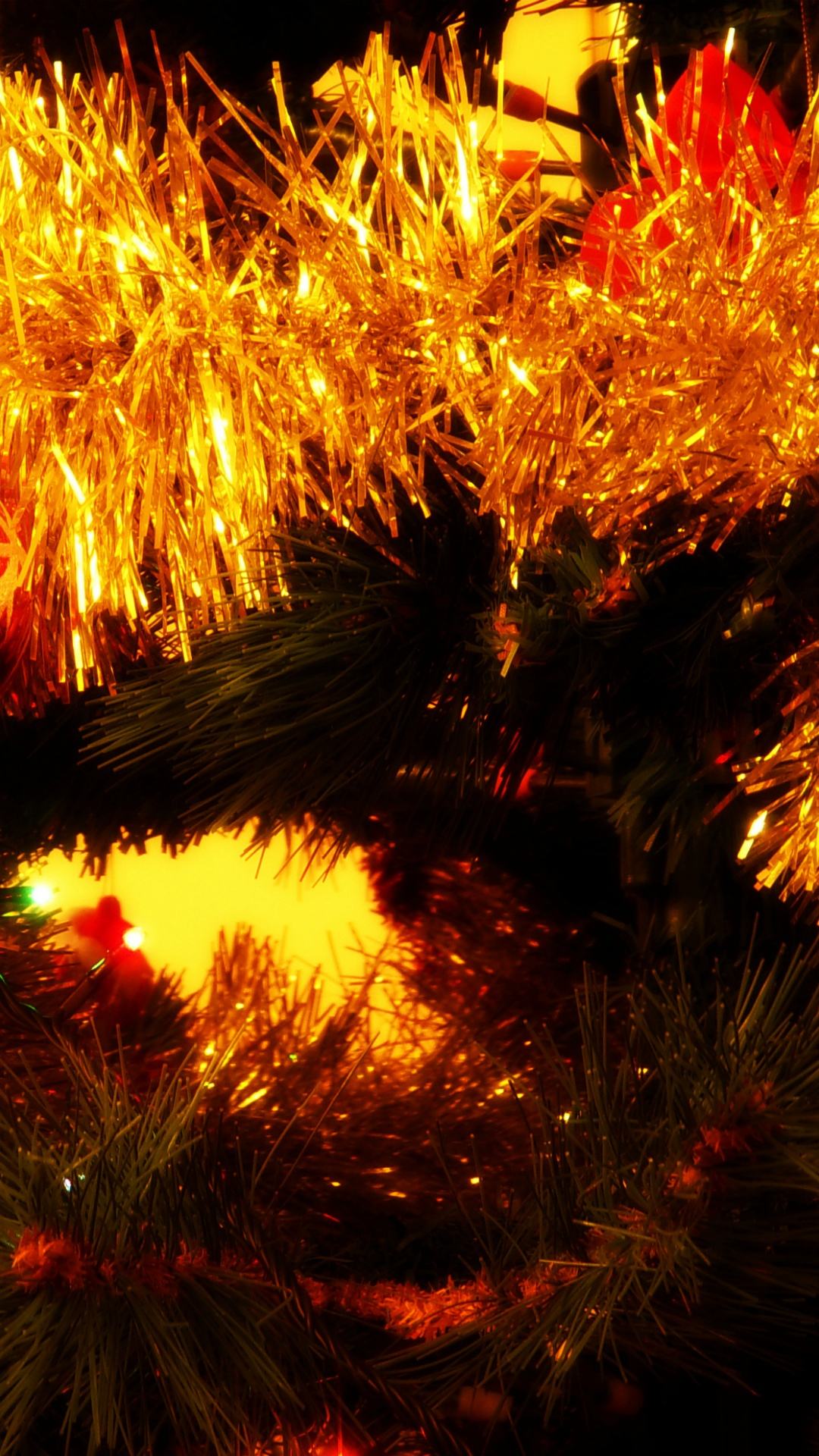 1080x1920 christmas tree galaxy s4 wallpaper - Galaxy christmas wallpaper ...