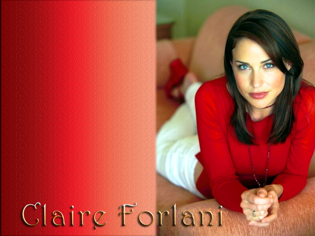 1024x768 Claire Forlani Wall 3 desktop PC and Mac wallpaper