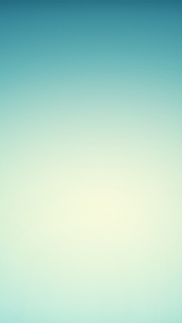 640x1136 Clean Blue Background Iphone 5 Wallpaper