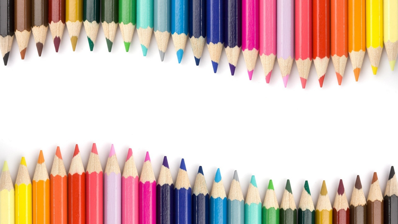 2560x1600 Colored Pencils desktop PC and Mac wallpaper