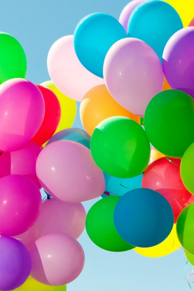 balloons background wallpaper - photo #39