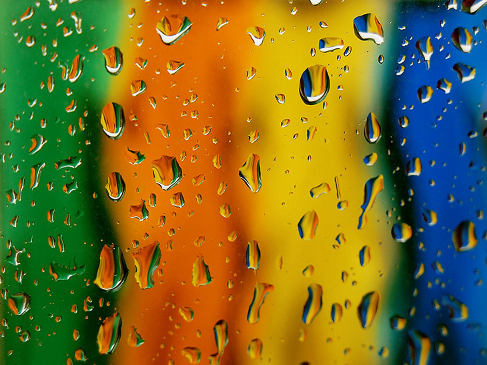 1600x1200 colorful drops desktop pc and mac wallpaper - Desktop wallpaper 1600x1200 ...