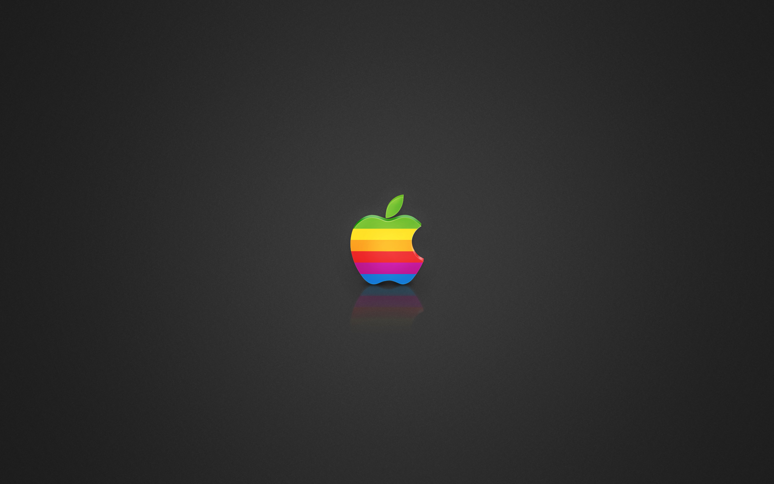 Coloured Apple logo wallpapers | Coloured Apple logo stock photos