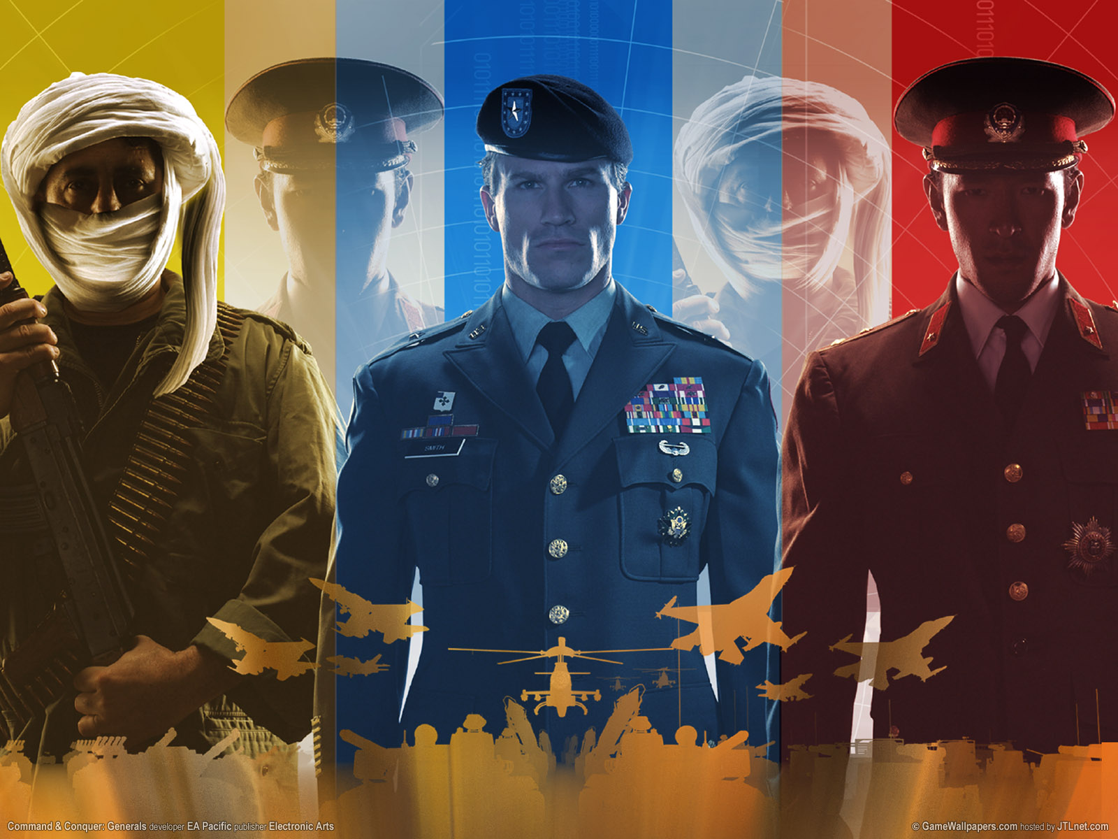 Command And Conquer Wallpaper: Command & Conquer: Generals Wallpapers