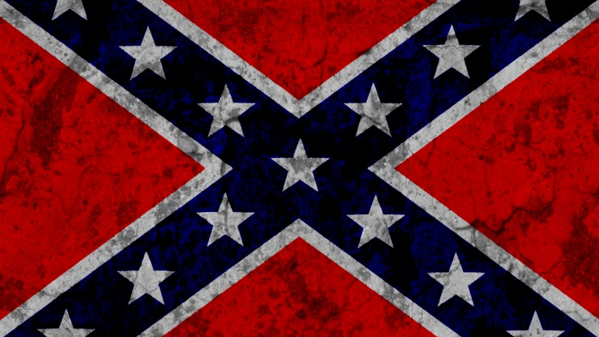 825x315 Confederate Flag, flags