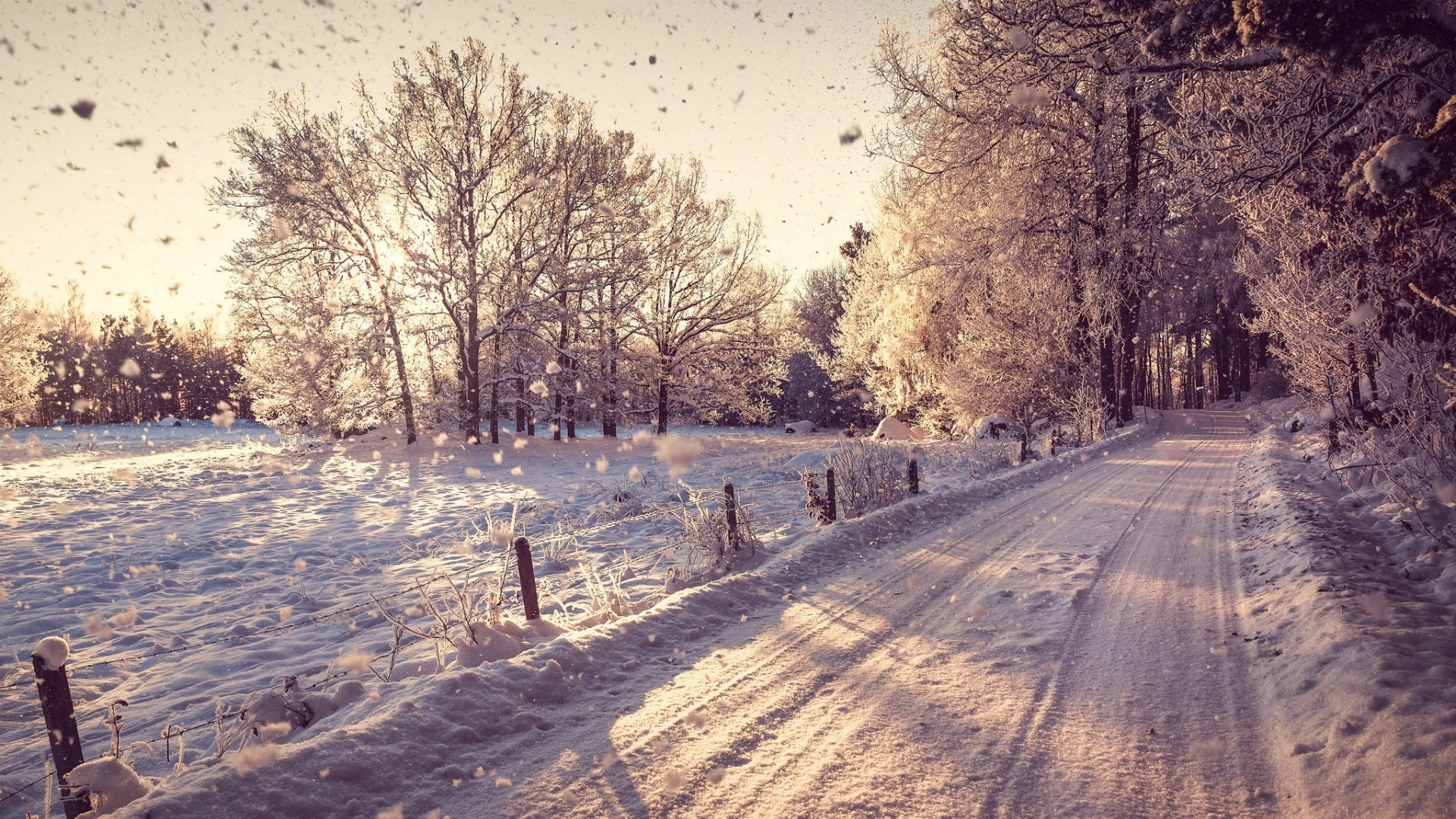 country winter desktop backgrounds wallpapers - photo #2