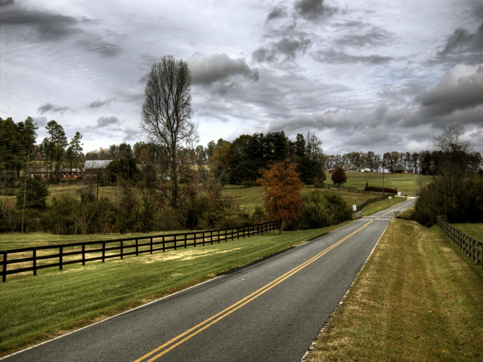 1600x1200 country road desktop pc and mac wallpaper - Desktop wallpaper 1600x1200 ...