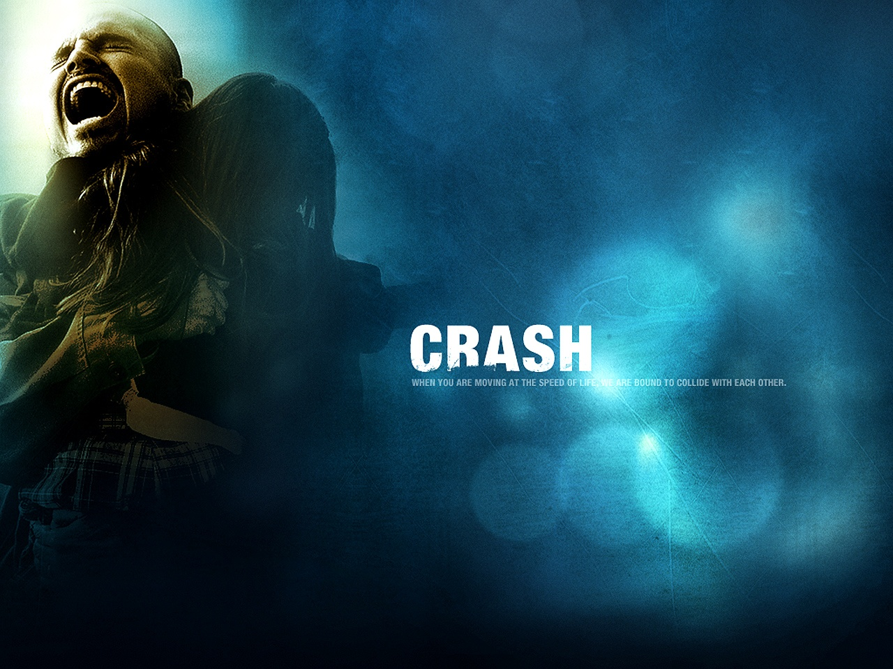 crash movie Positive —i, too, was squirming within the first 10 minutes however, i felt this movie is a snapshot of not just america, but the world at large we live in a.