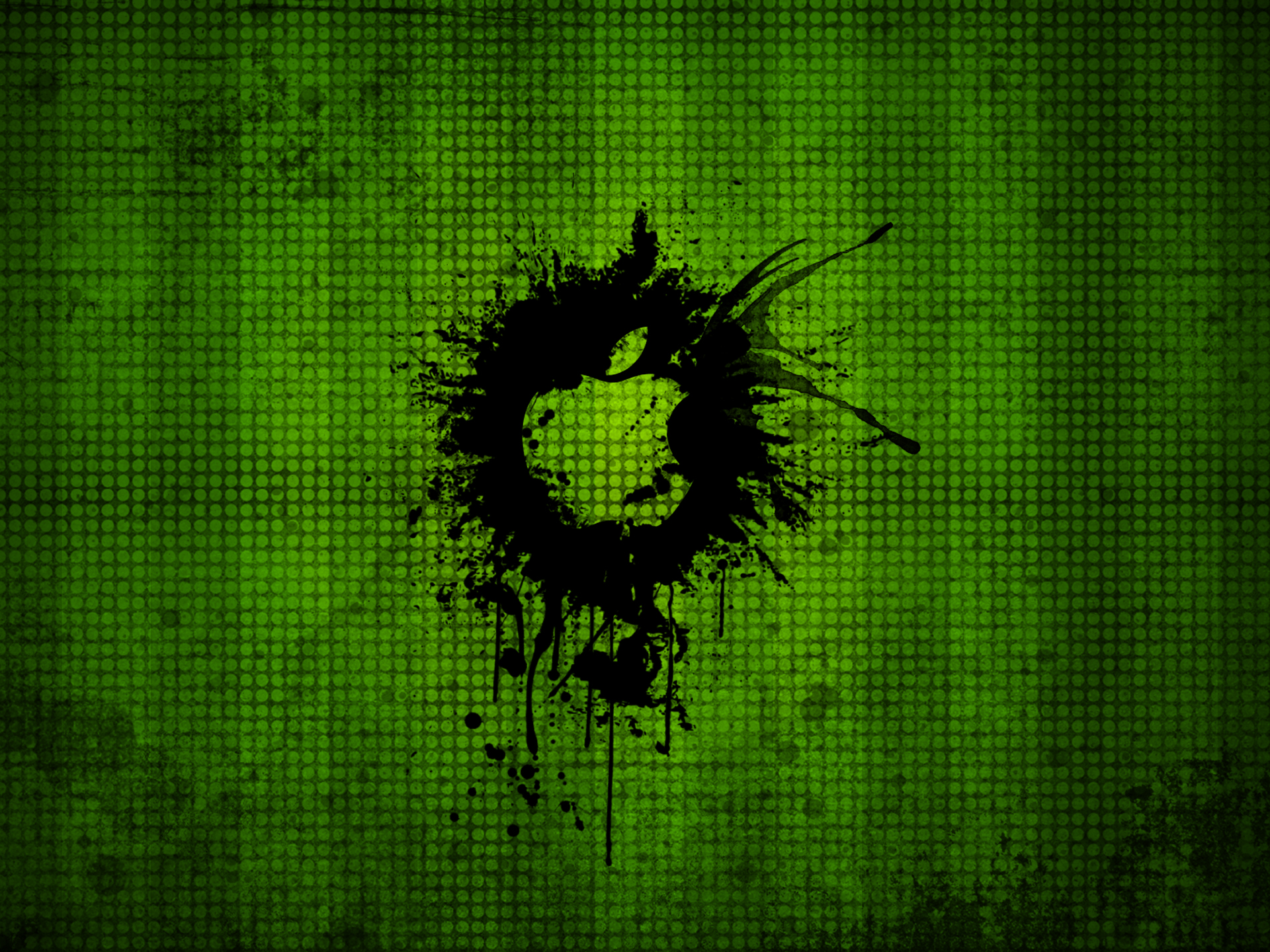 1920x1440 crazy grunge apple background desktop pc and mac wallpaper