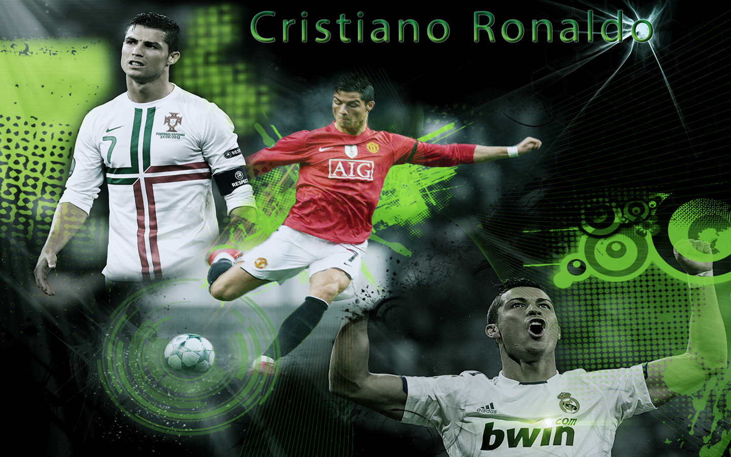 1440x900 Cristiano Ronaldo Desktop PC And Mac Wallpaper