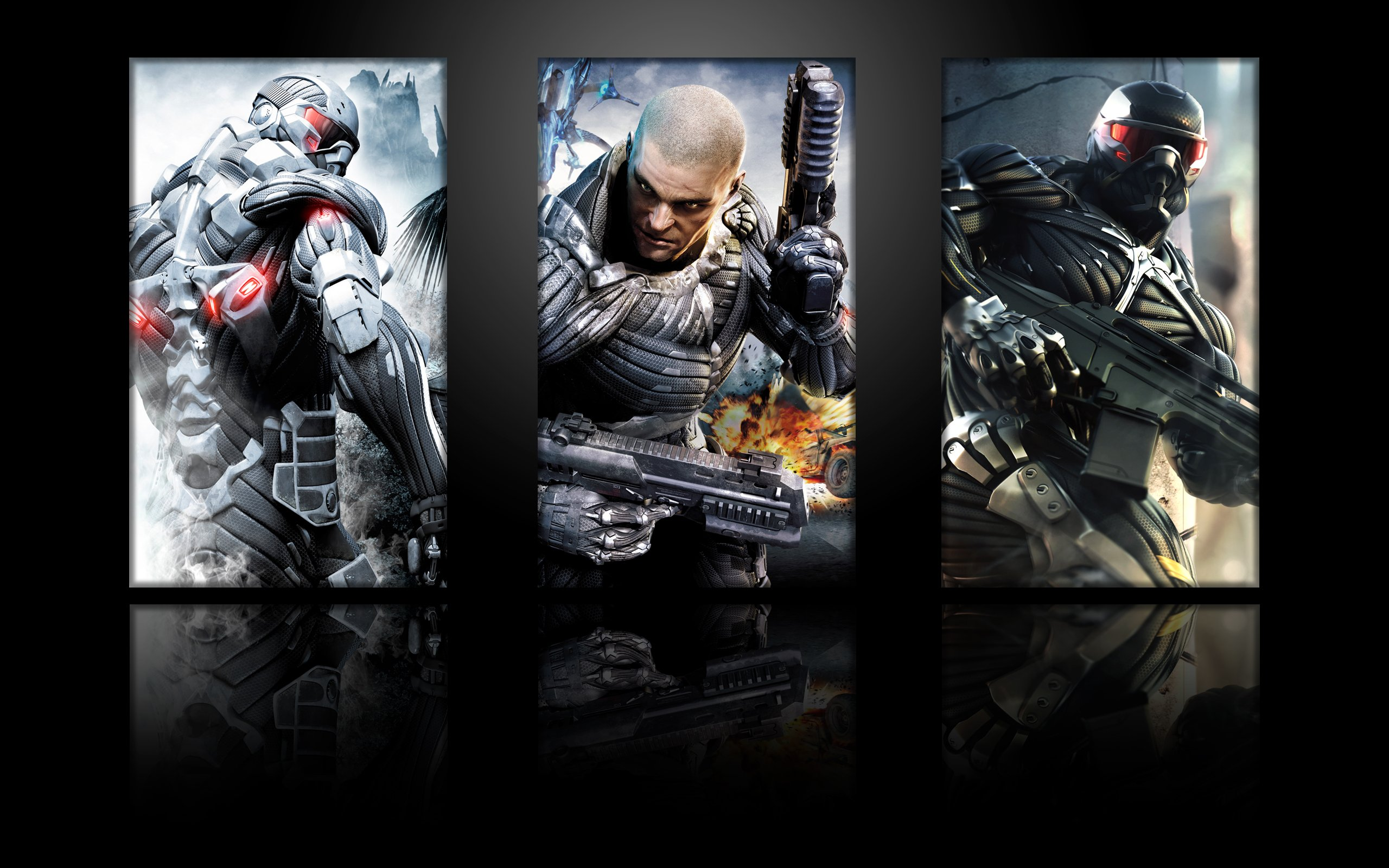 crysis 2 wallpapers or desktop backgrounds