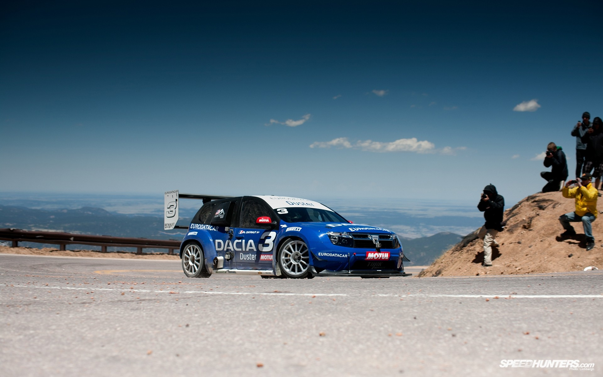 1920x1200 Dacia Duster Pikes Peak Desktop Pc And Mac Wallpaper