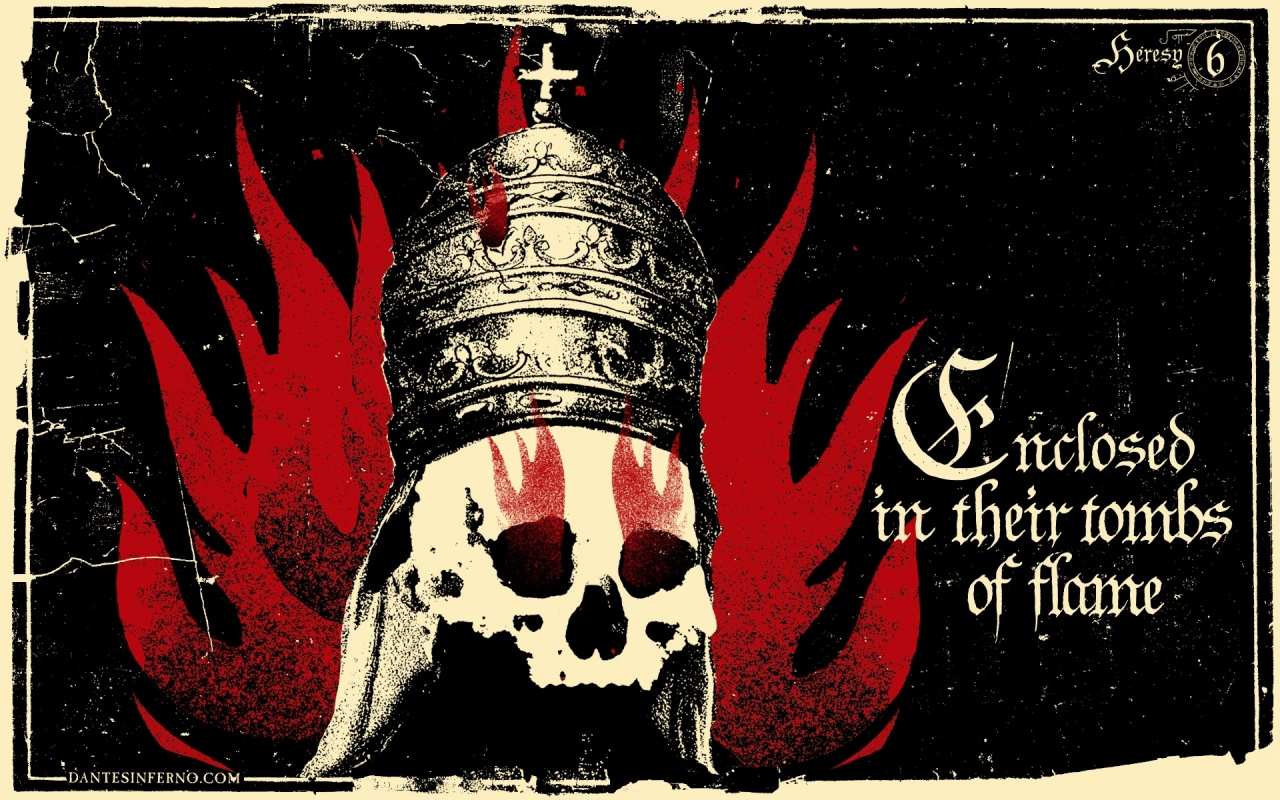 1280x800 Dante's Inferno: Heresy desktop PC and Mac wallpaper