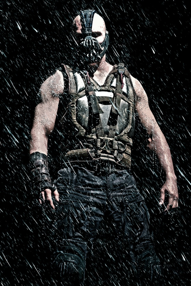 640x960 dark knight rises bane the dark knight rises