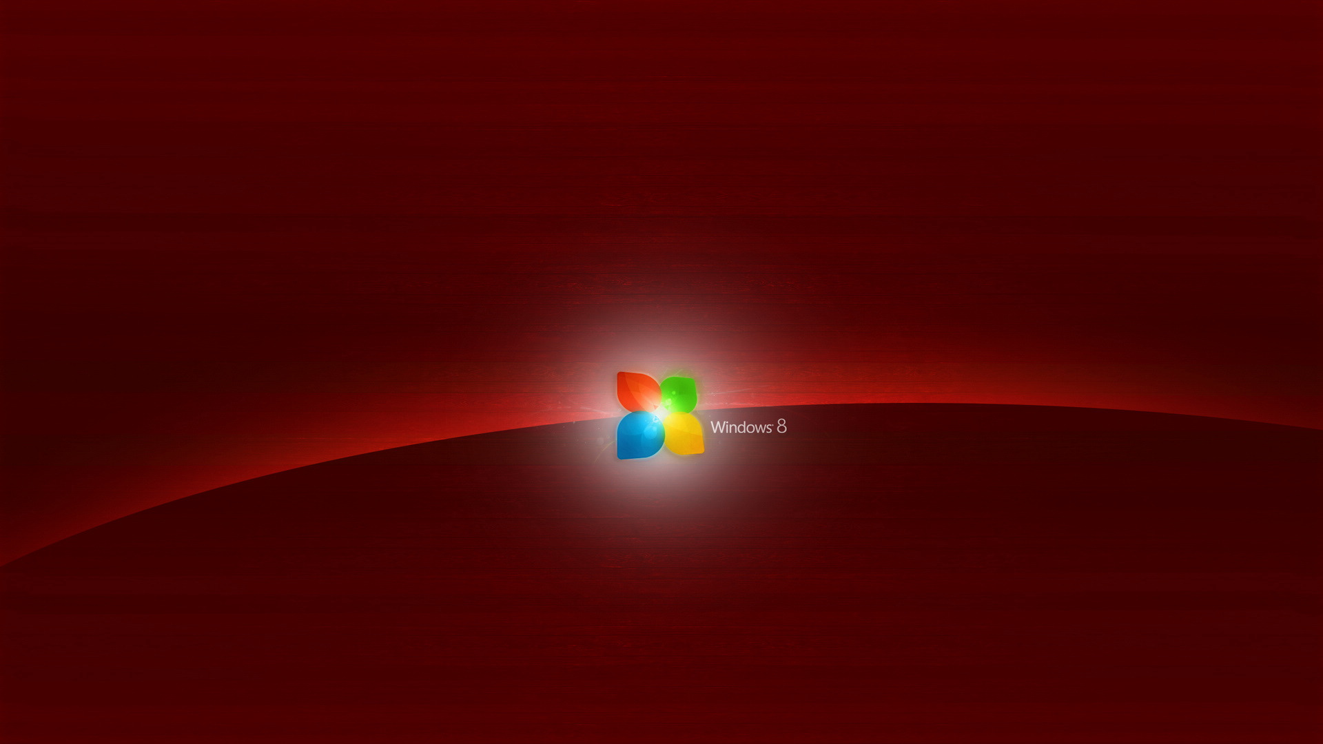 Dark Red Windows 8 Wallpapers