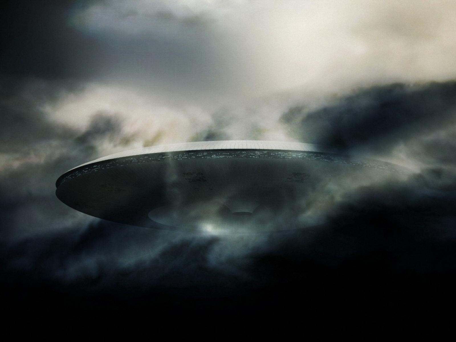 Image Dark UFO Wallpapers And Stock Photos
