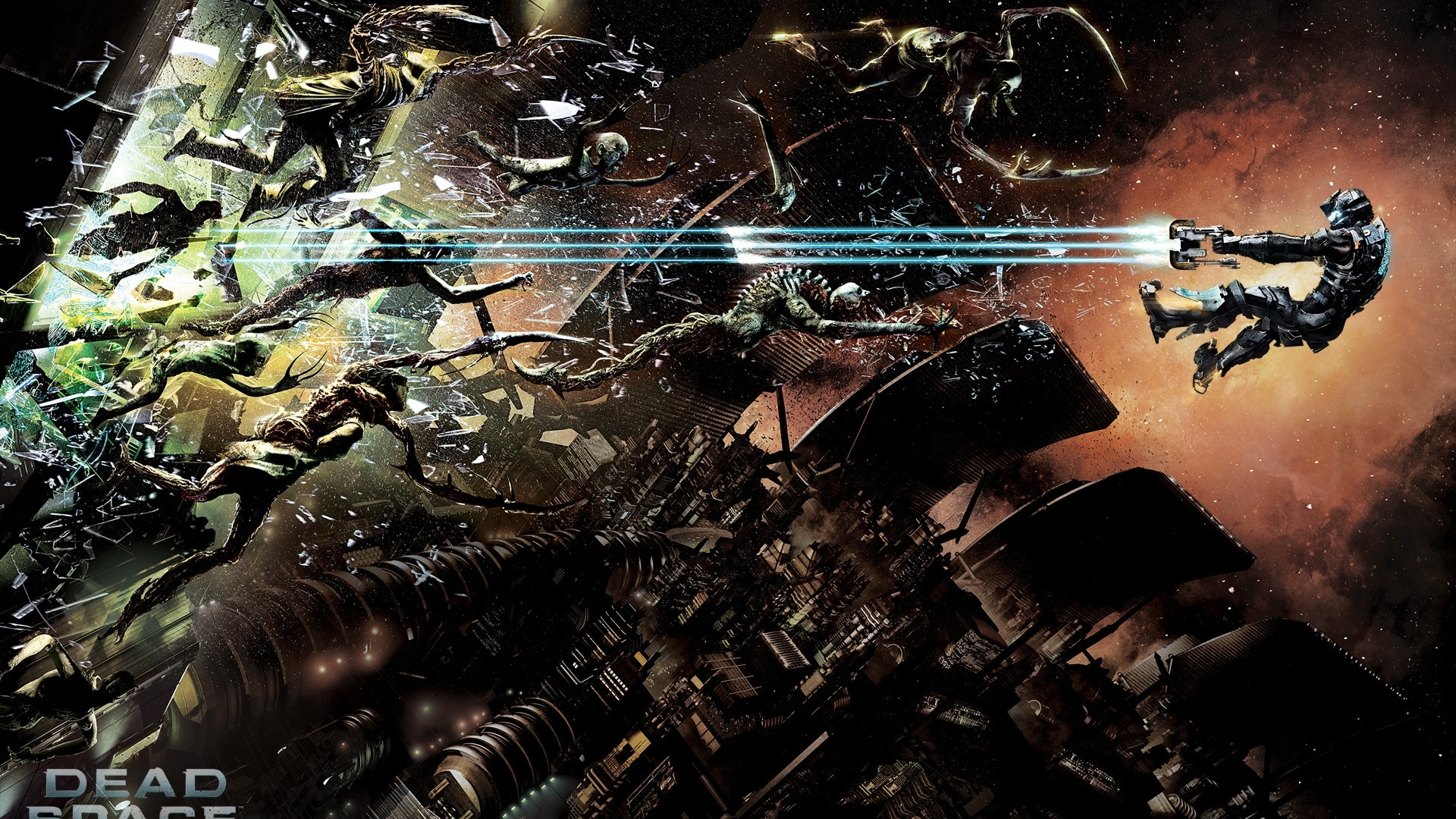 how to set up dead space pc