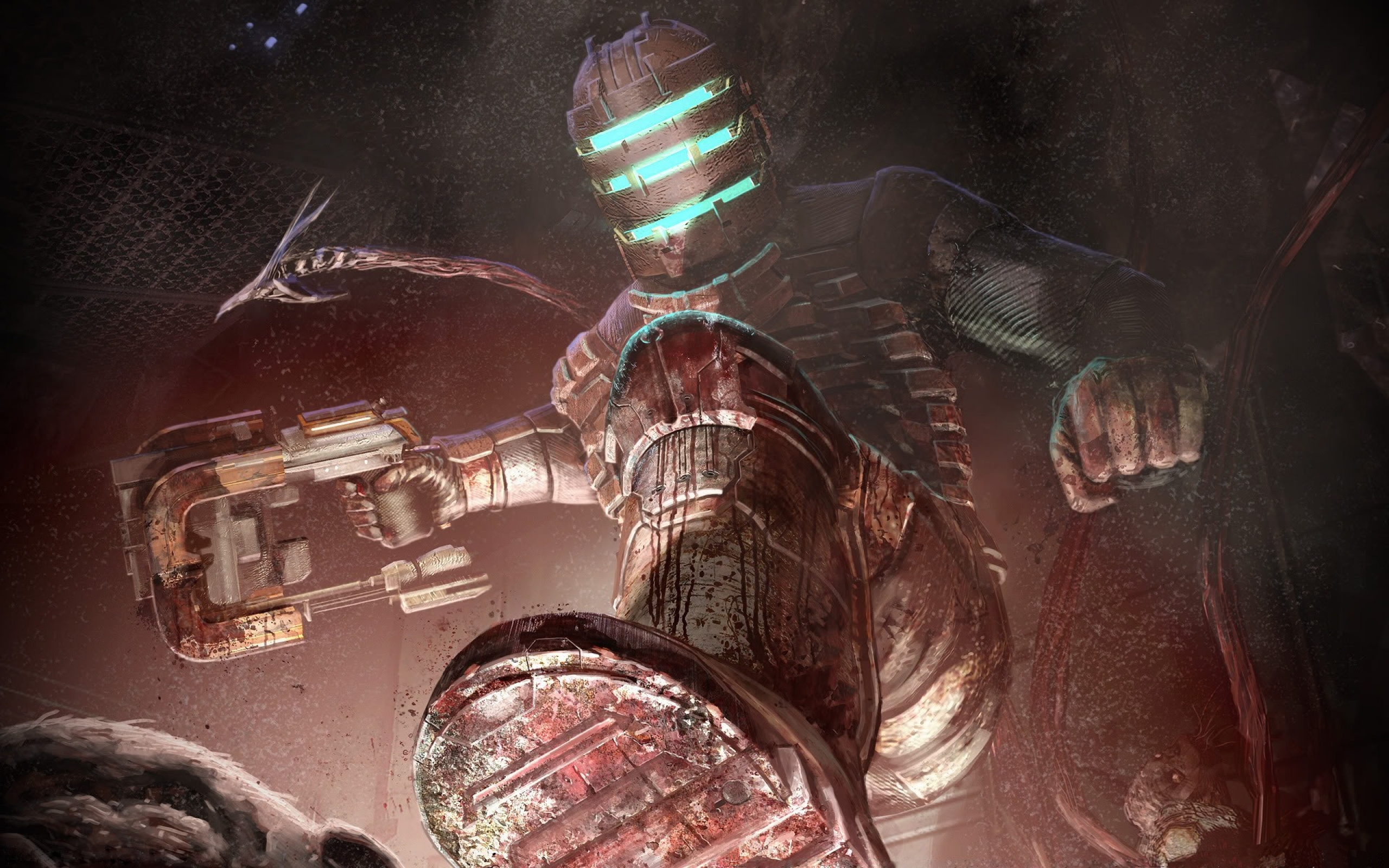 Dead space wallpapers dead space stock photos - Dead space mobile wallpaper ...