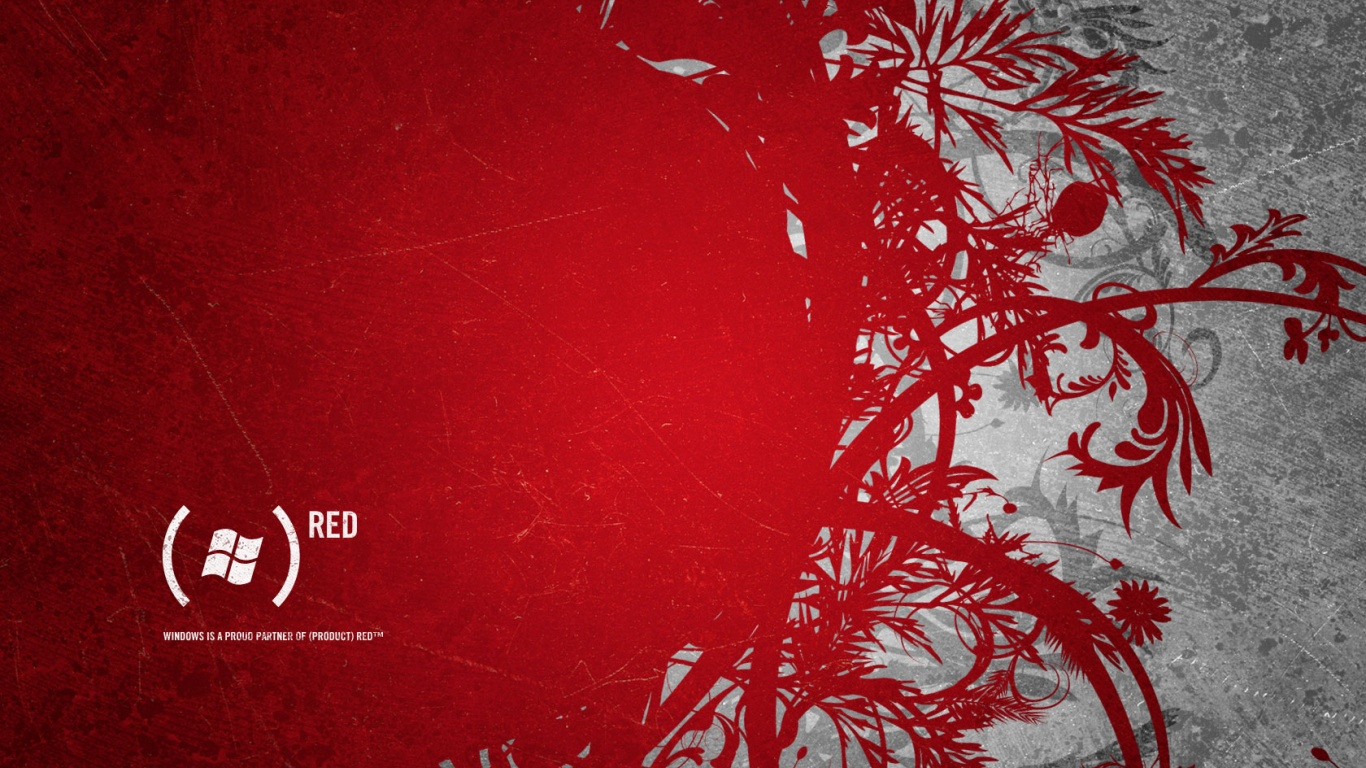 Best Of 19 Calligraphy Wallpapers High Resolution: 1366x768 Dell Red Bloom Desktop PC And Mac Wallpaper