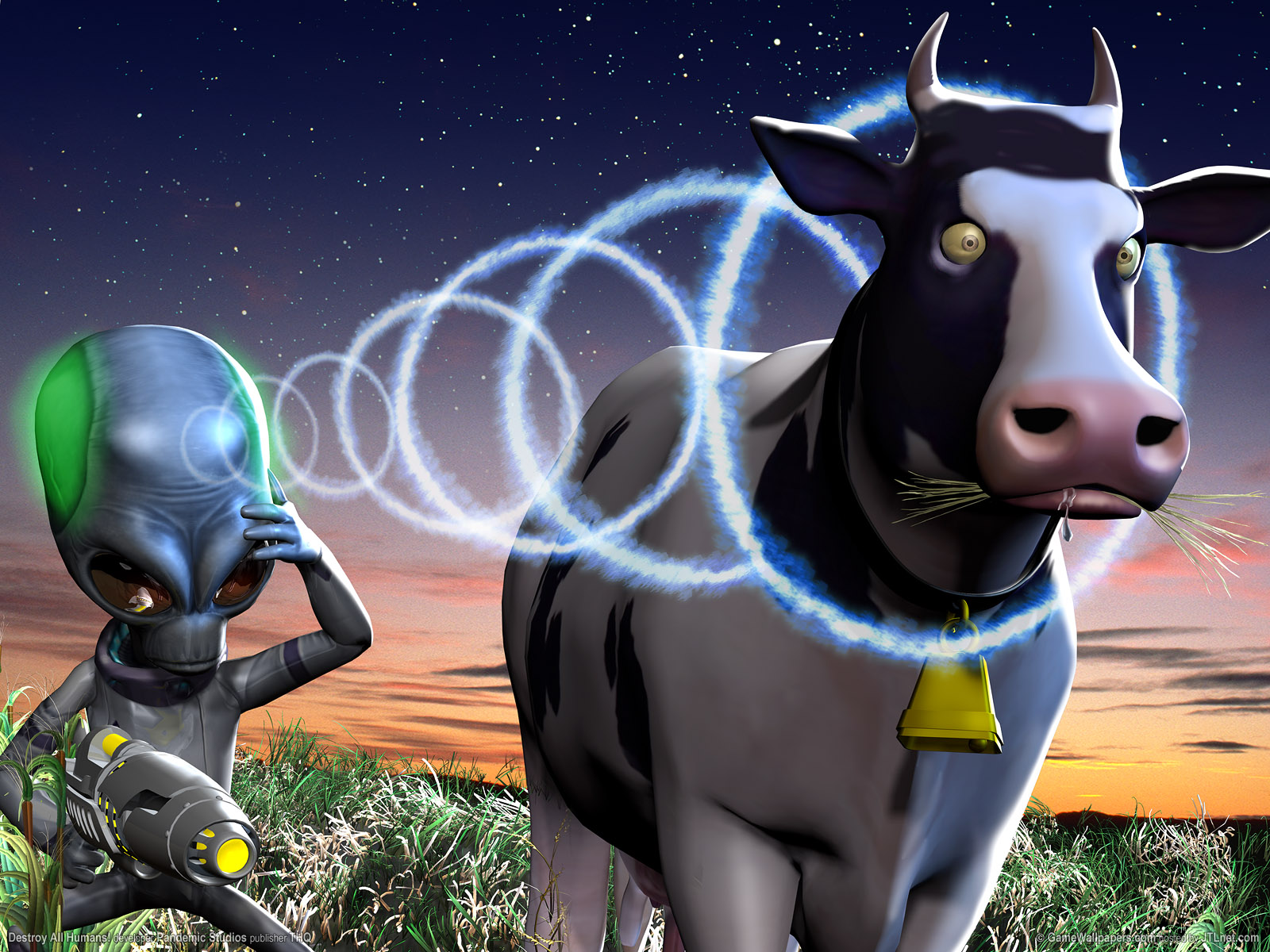 1600x1200 Destroy all Humans! desktop PC and Mac wallpaper