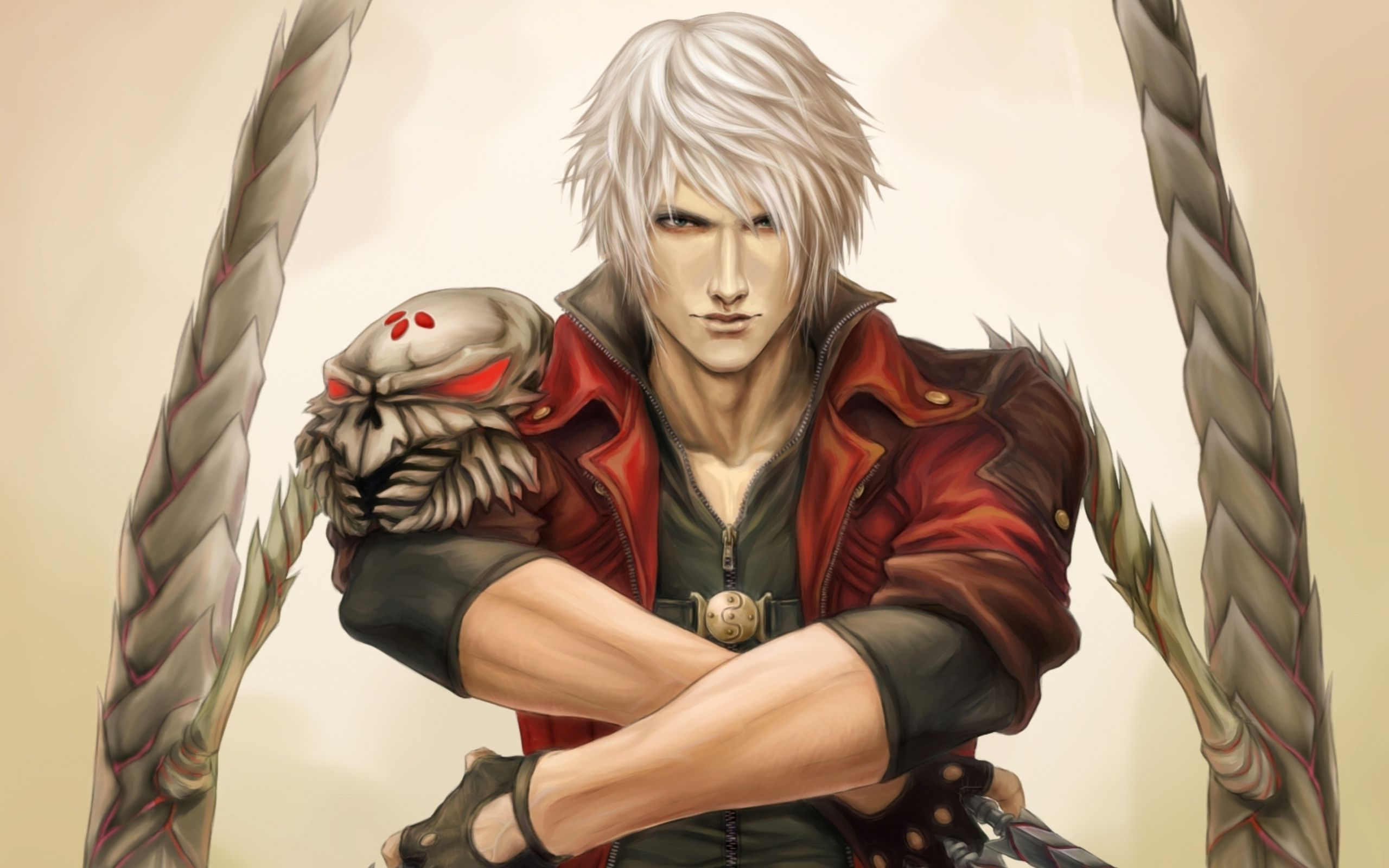 Devil May Cry Dante Anime Wallpapers Devil May Cry Dante
