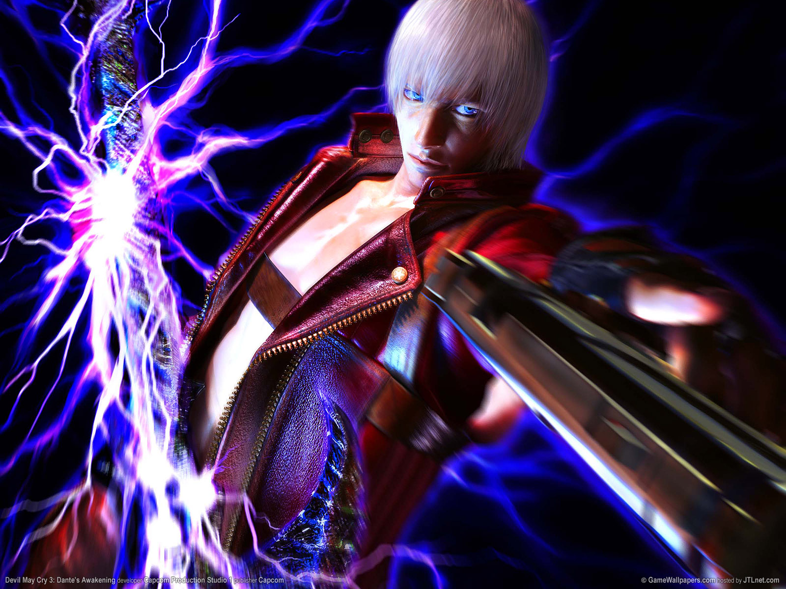 Devil May Cry 3 Wallpapers Devil May Cry 3 Stock Photos