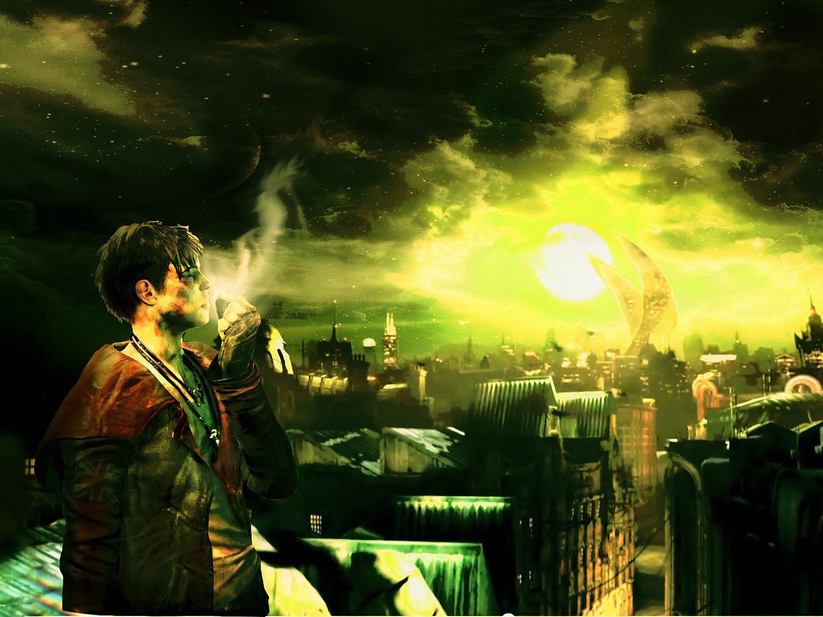 Devil may cry 5 night wallpapers devil may cry 5 night stock photos devil may cry 5 night wallpapers and stock photos voltagebd Gallery