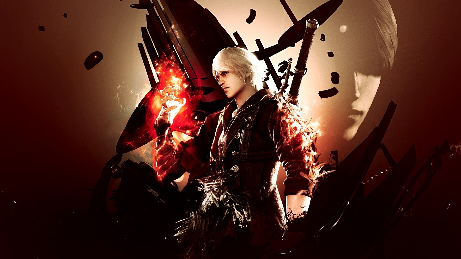Devil May Cry 5 Wallpaper Fondos De Pantalla Devil May Cry