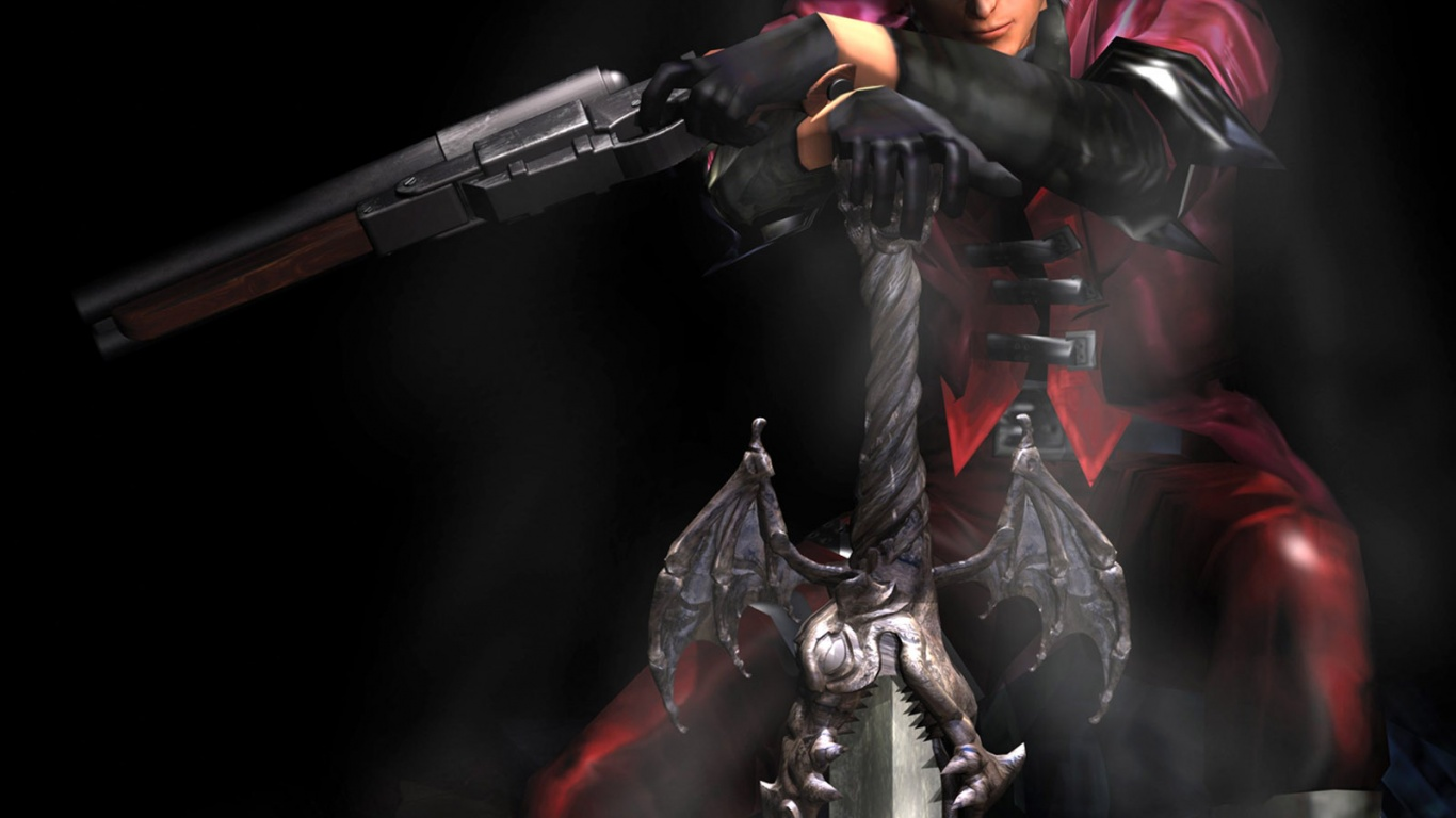 Devil May Cry Wallpapers For Mac