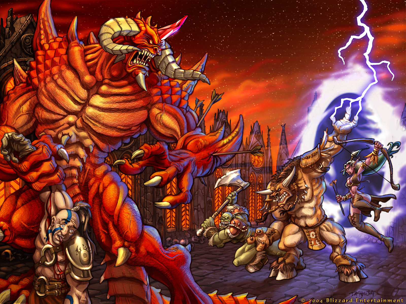 More Beautiful Diablo 2 Wallpaper | FLgrx Graphics