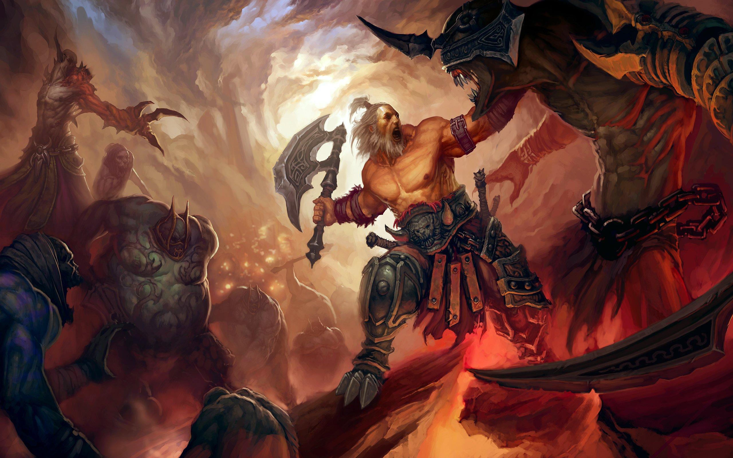 Image Diablo 3 Wallpapers And Stock Photos