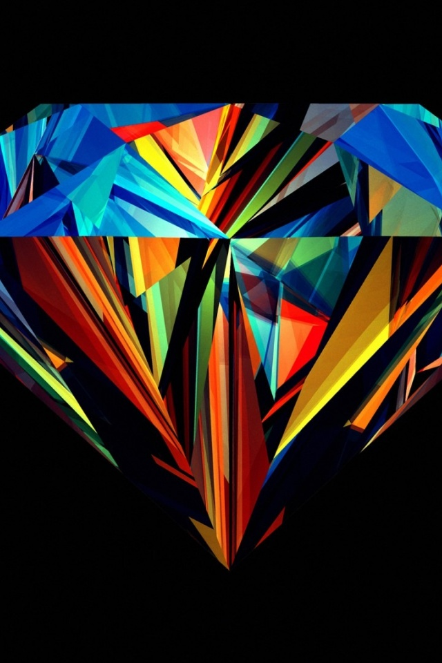 diamond wallpaper for iphone - photo #20