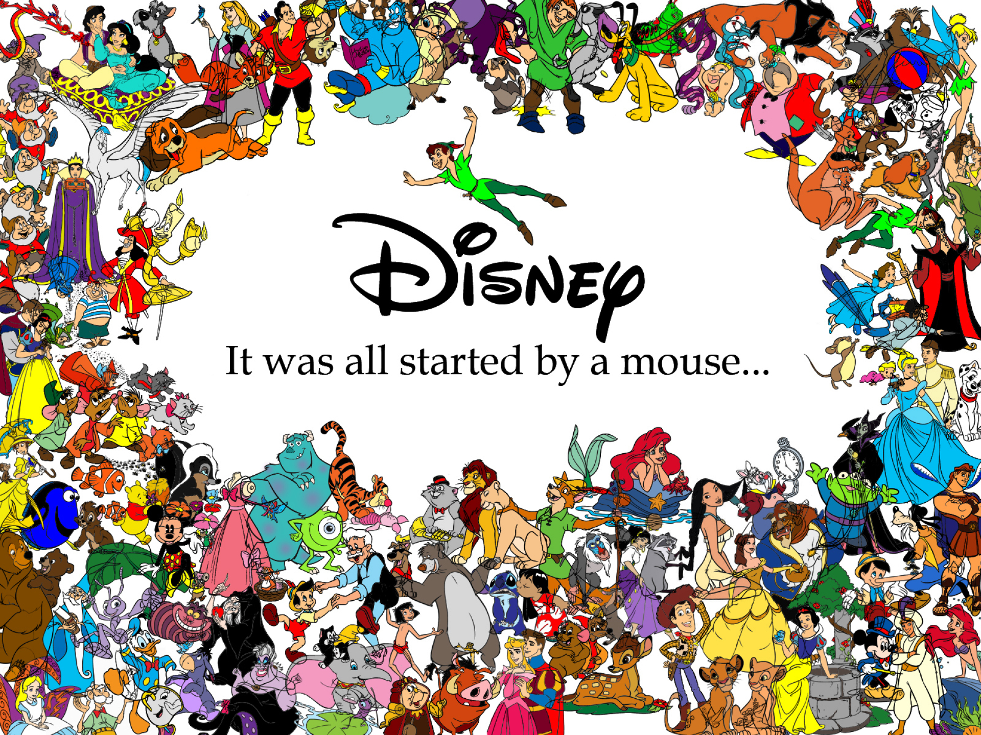 Image Disney Family Wallpapers And Stock Photos