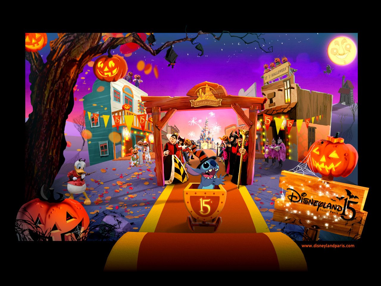 Disney Halloween wallpapers | Disney Halloween stock photos