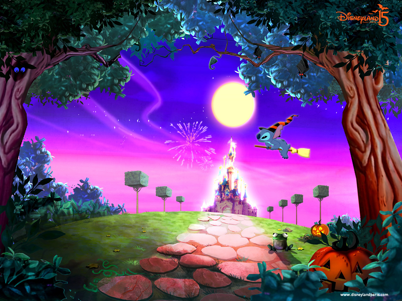 1280x960 Disneyland Party desktop PC and Mac wallpaper