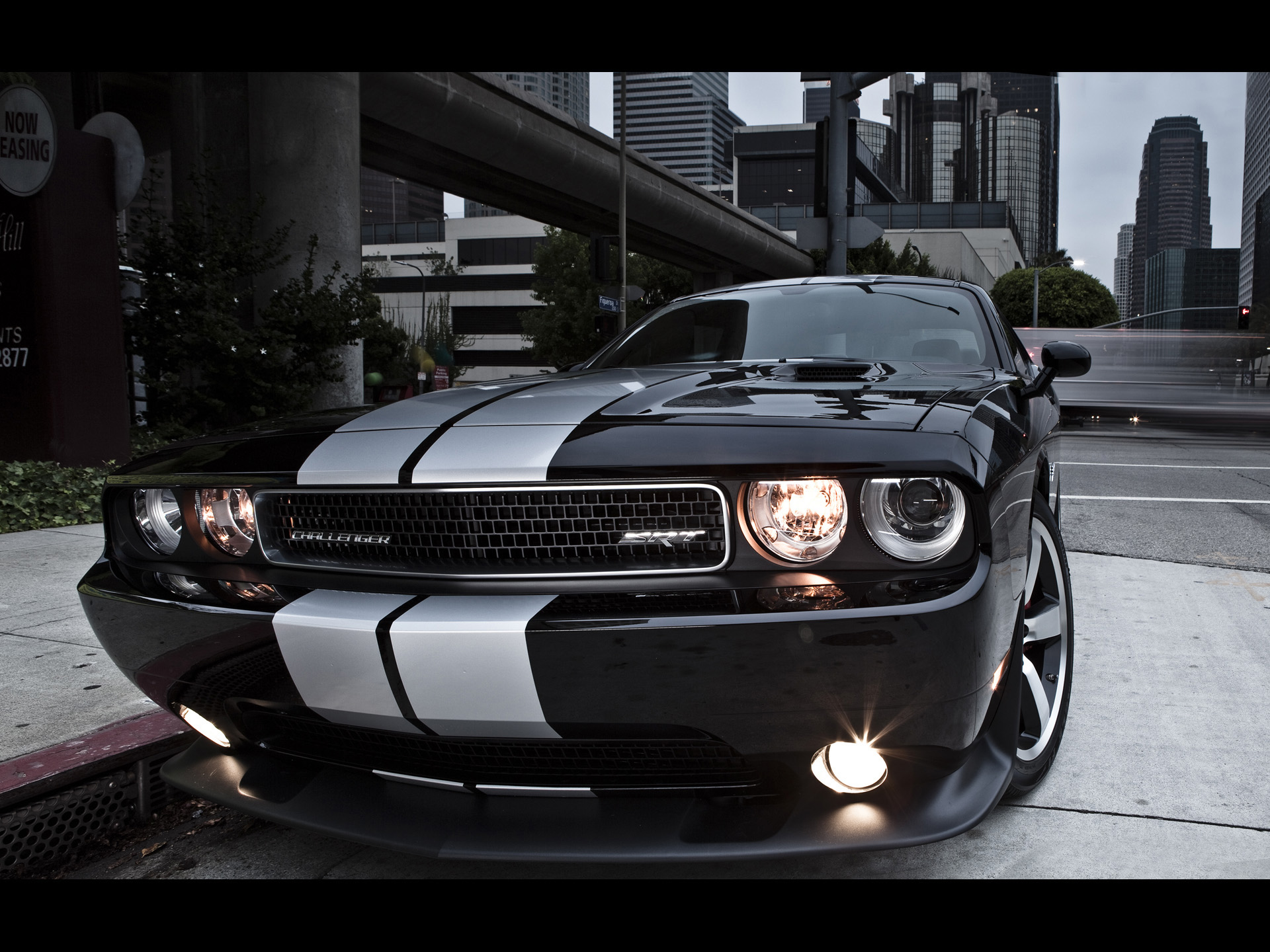 Exceptional Dodge Challenger Srt Front Wallpapers And Stock Photos With Dodge Challenger  Black Wallpaper
