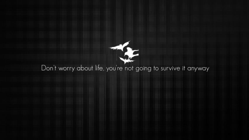 825x315 Dont Worry About Your Life Facebook Cover Photo