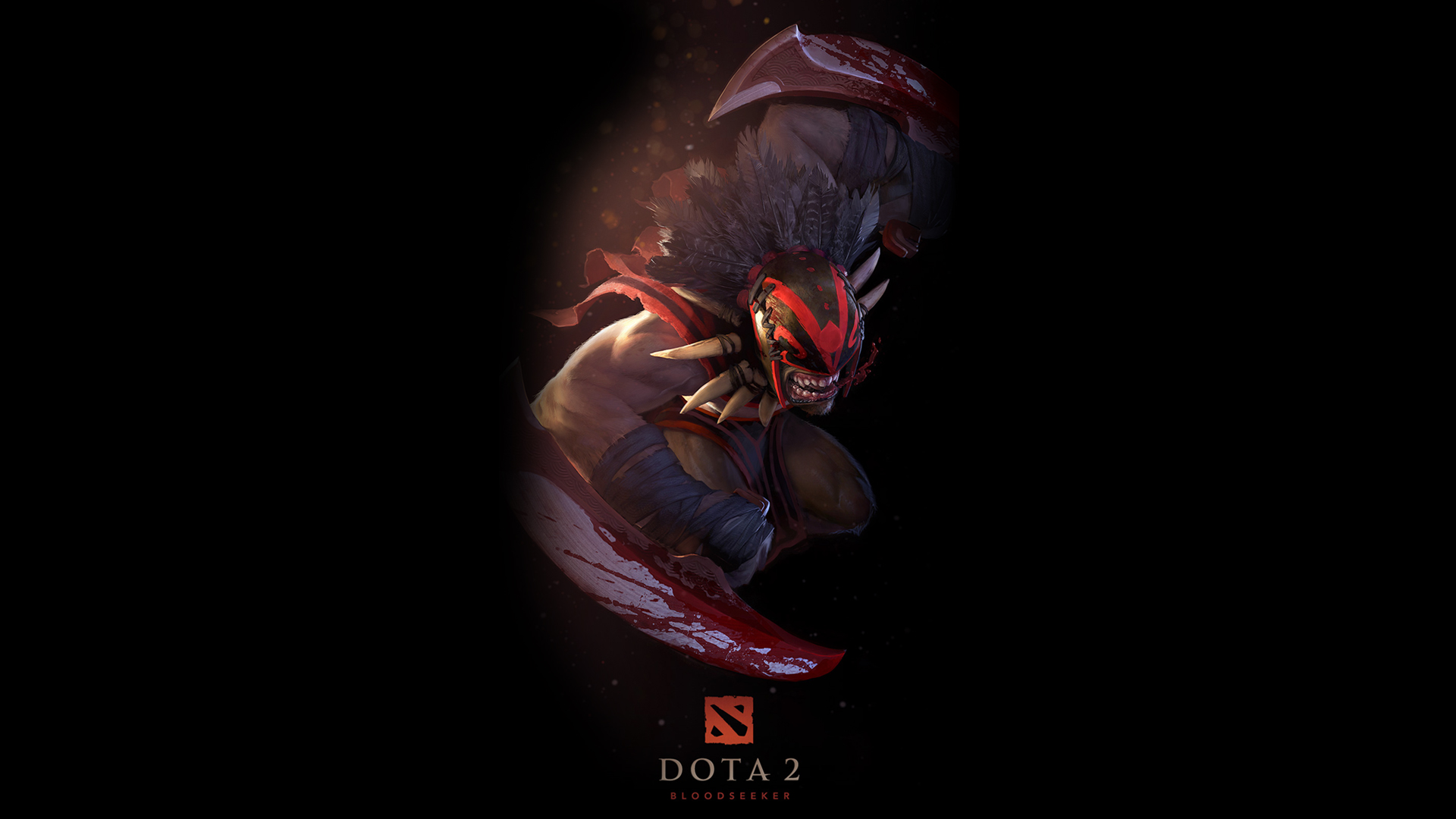 1920x1080 DOTA 2 - Bloodseeker desktop PC and Mac wallpaper