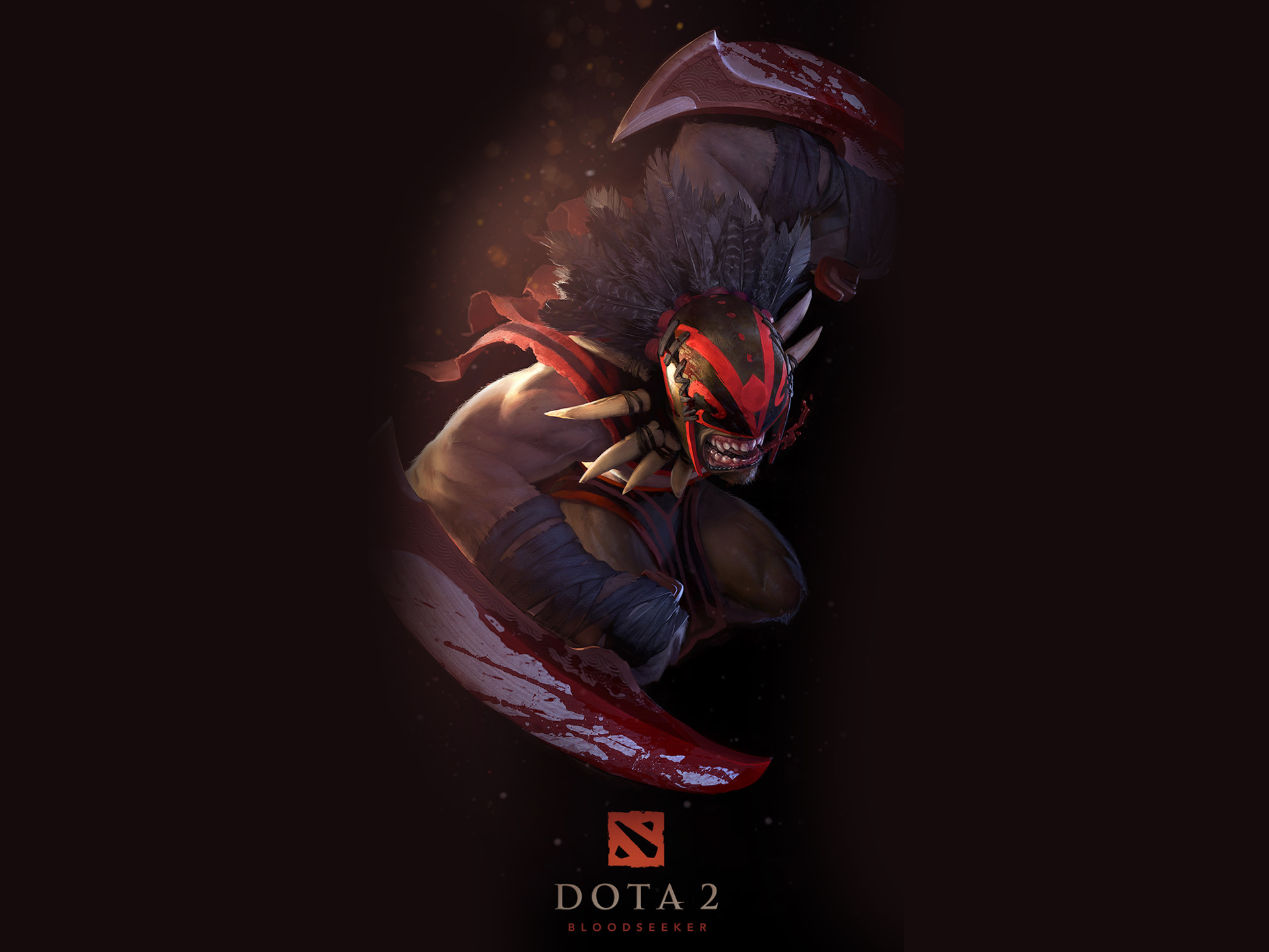 dota 2 bloodseeker wallpapers dota 2 bloodseeker stock photos