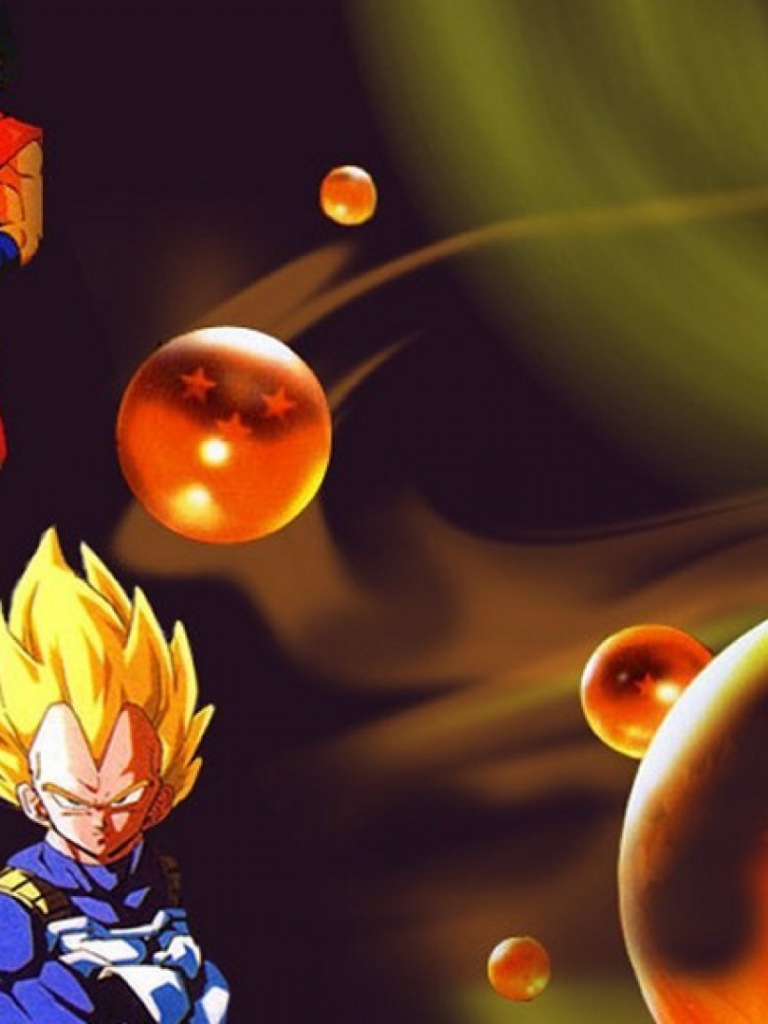 768x1024 Dragon Ball Desktop Pc And Mac Wallpaper