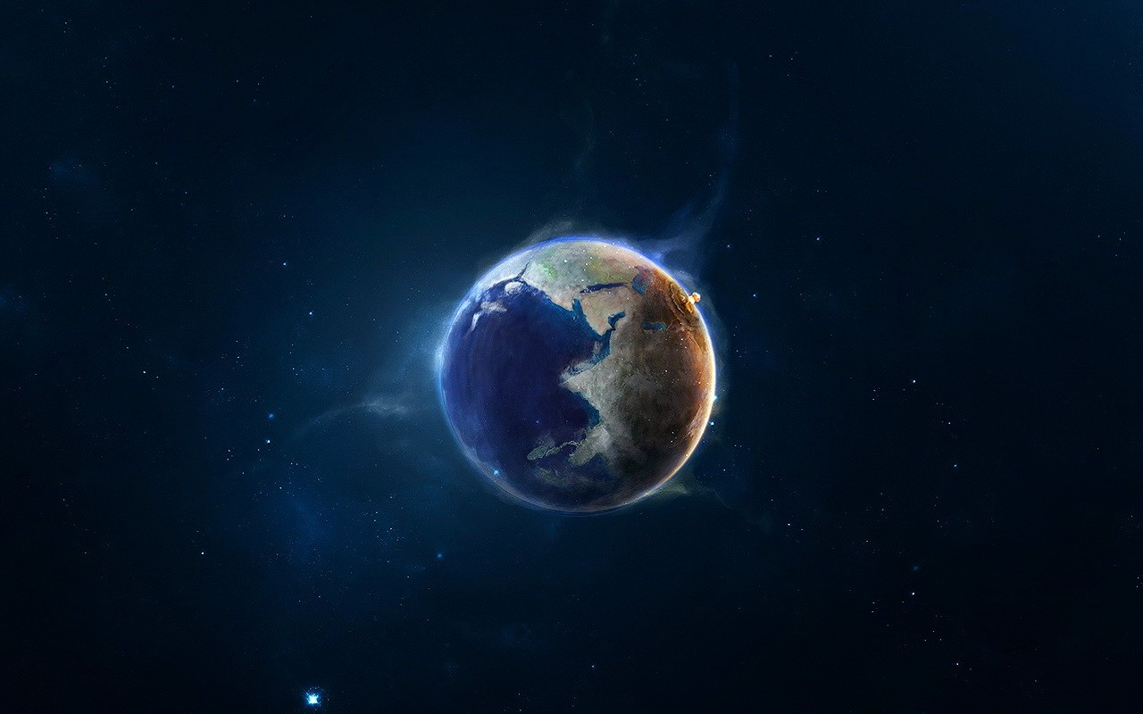 1280x800 Earth Desktop PC And Mac Wallpaper