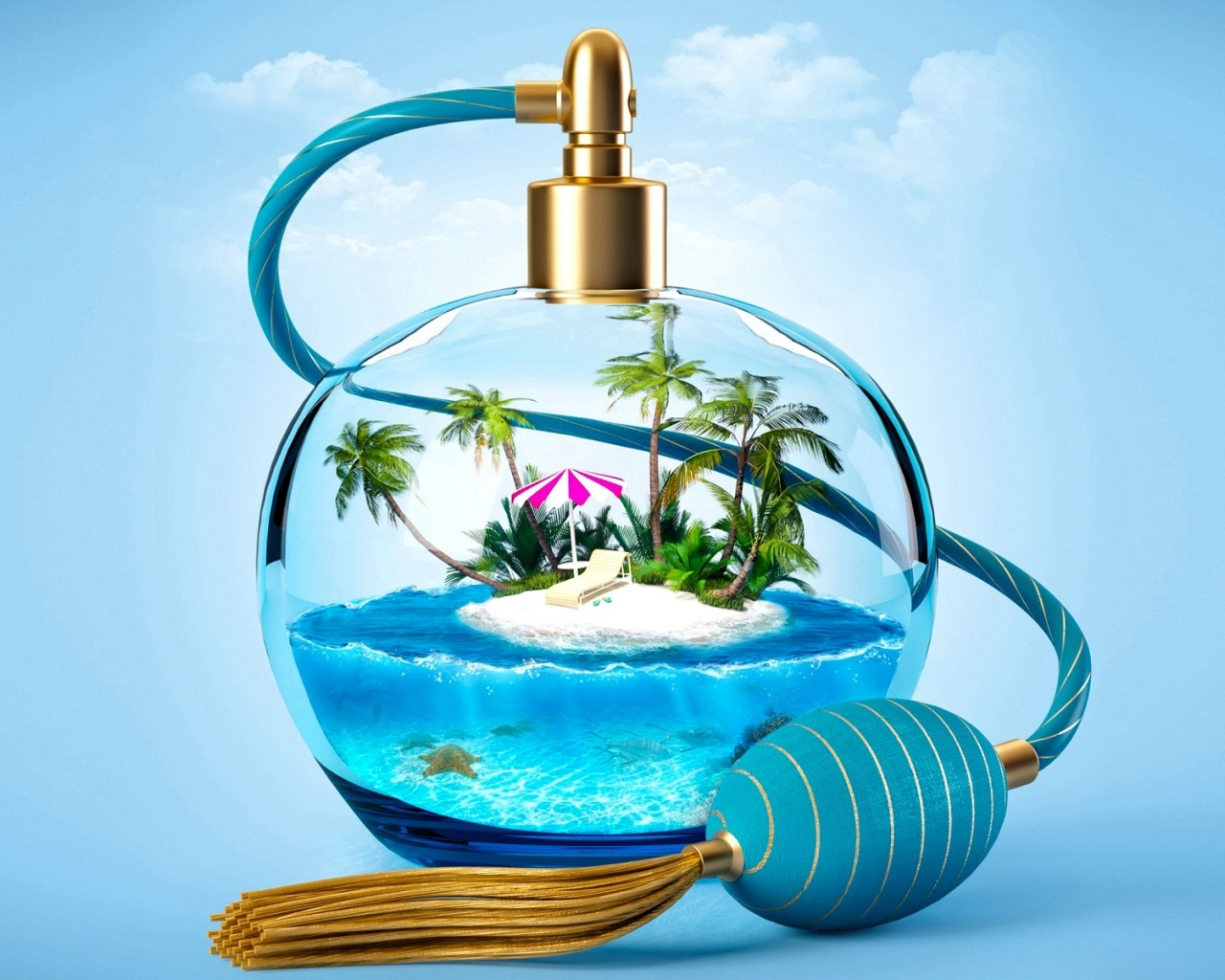 1280x1024 Eau De Holiday