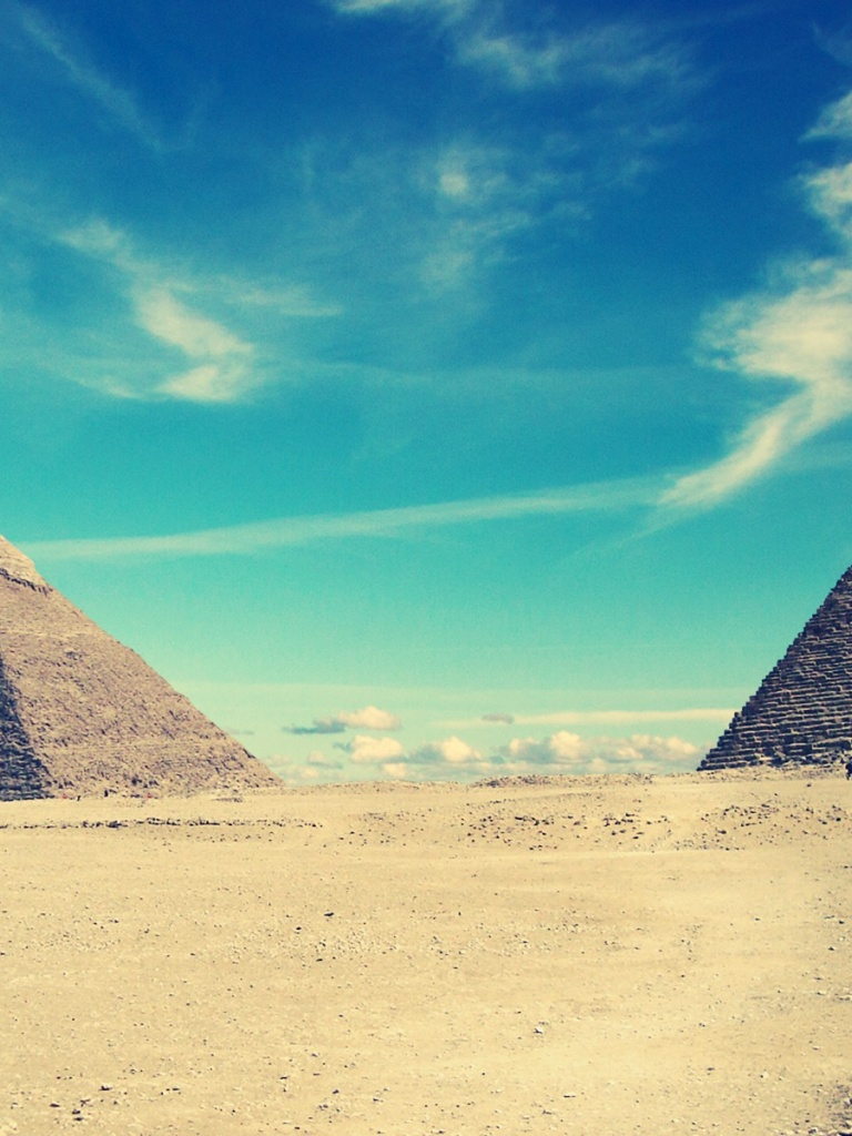 768x1024 egyptian pyramids ipad wallpaper for 3d wallpaper for home egypt