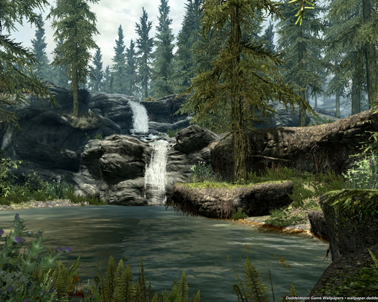 1280x1024 elder scrolls v: skyrim desktop pc and mac wallpaper
