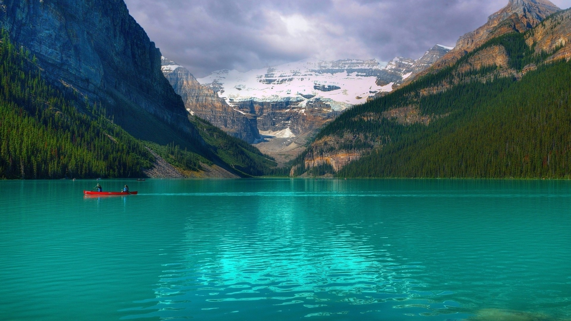 1920x1080 emerald lake louise canada desktop pc and mac for Home wallpaper canada