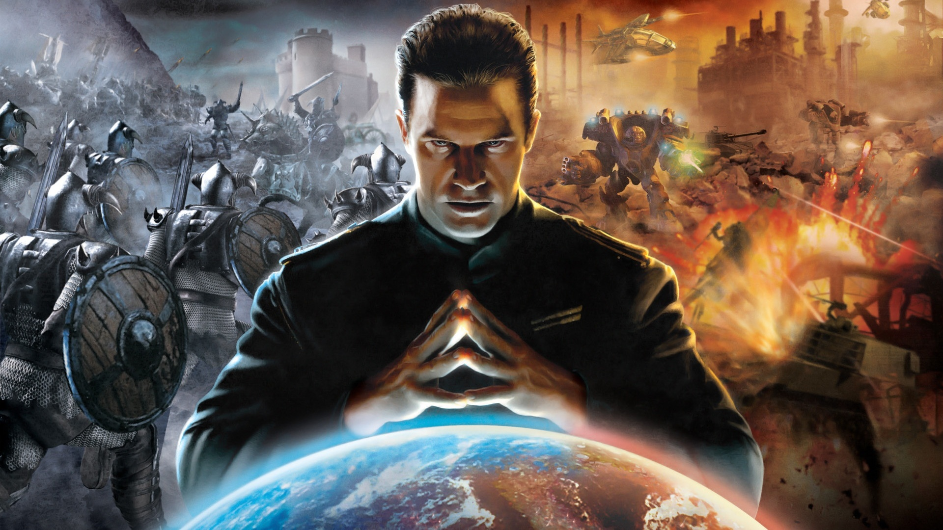 Empire Earth 3 Full Español Mas Tutorial PC