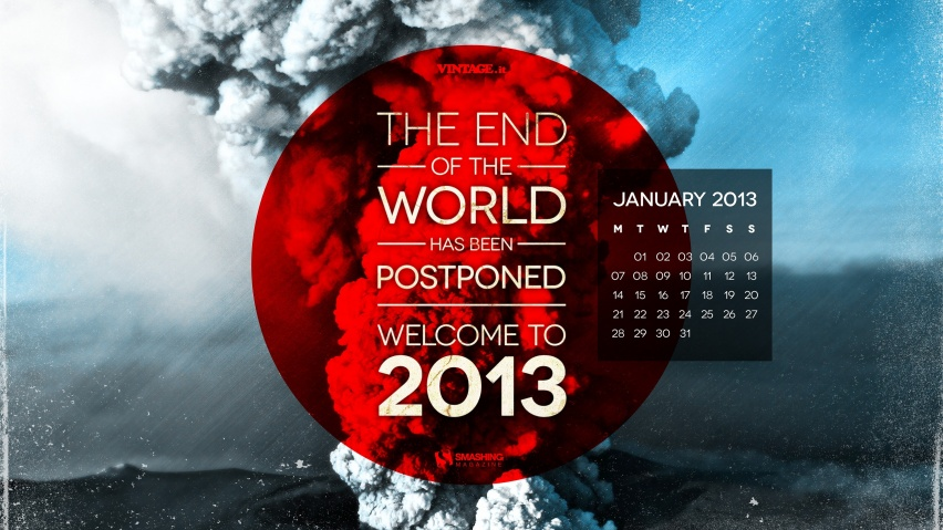852x480 End Of The World Postponed